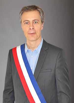 Vincent Ducreux, maire de St-Genest-Malifaux