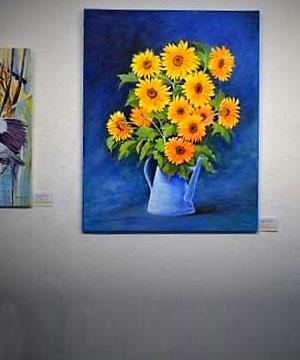<p>Exposition de peintures<br /> <strong>Les artistes indépendants foréziens</strong></p>