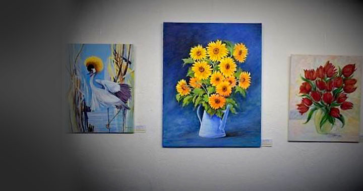 <p>Exposition de peintures <strong>Les artistes indépendants foréziens</strong></p>