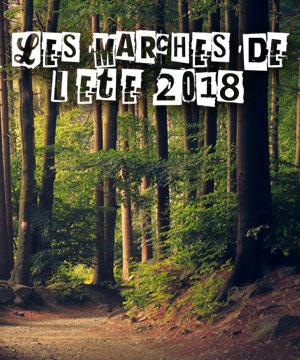 <p><strong>Marche de l'été </strong><br /> &laquo;&nbsp;Dans le Bois Ternay&nbsp;&raquo;</p>