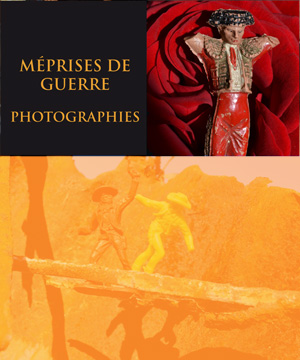 <p>Exposition de photos<br /> <strong>Méprise de guerre<br /> </strong></p>