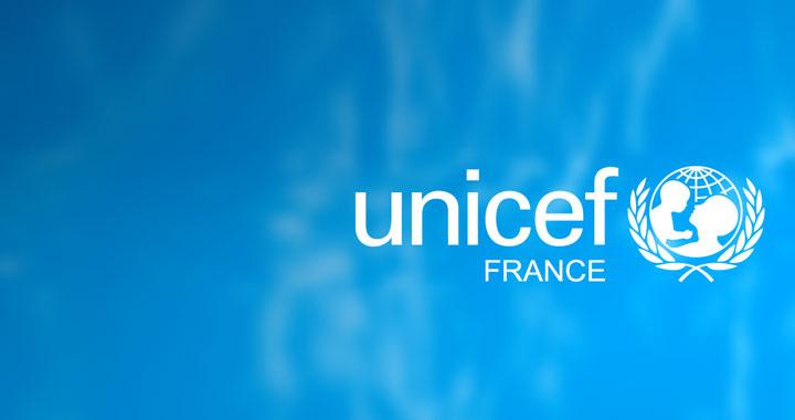 <p><strong>Campagne d'information UNICEF France</strong> auprès du grand public</p>