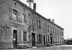ancienne maison familiale de la famille Courbon