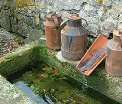 patrimoine lié à l'eau : le bachat