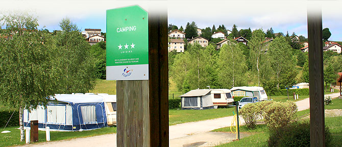 Camping municipal de la Croix de Garry