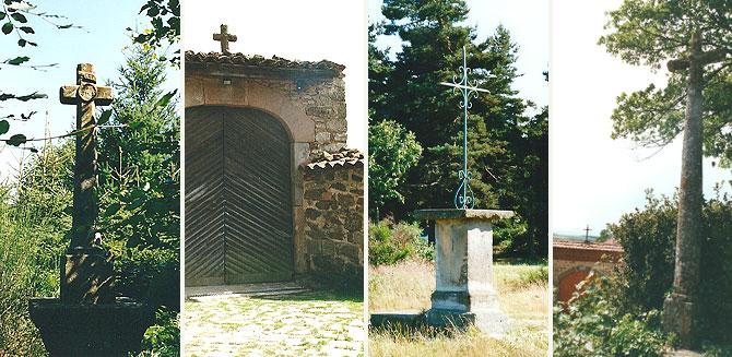 croix au bord des chemins