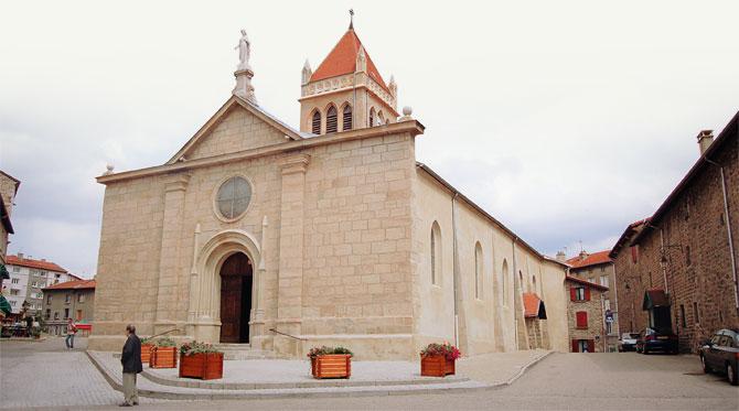 église de Saint-Genest-Malifaux