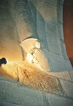 église de style ogival de transition (gothique auvergnat)