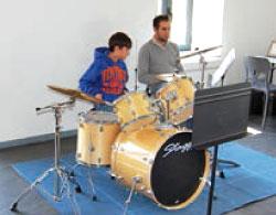 locaux du centre musical du Haut-Pilat