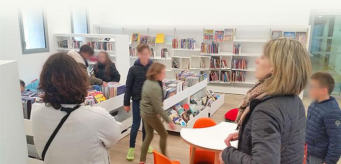 médiathèque/bibliothèque de Saint-Genest-Malifaux