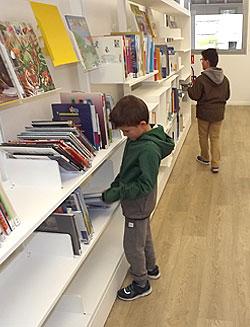 médiathèque du réseau de la bibliothèque centrale de prêt de la Loire