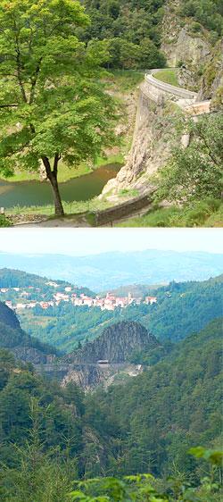 Découvrez un site naturel remarquable à côté de Saint-Étienne et Lyon
