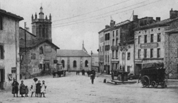 sentier de ville - Bourg de St-Genest-Malifaux