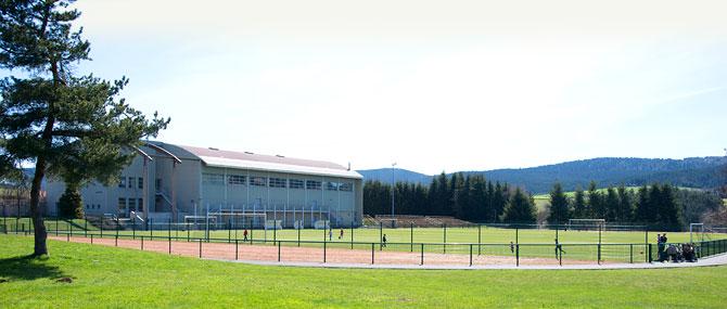 Complexe sportif de la Croix de Garry