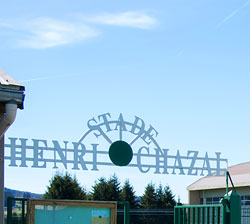 stade Henri Chazal