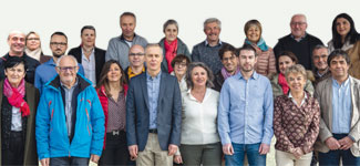élus de la commune de Saint-Genest-Malifaux