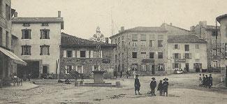 histoire du village de St-Genest-Malifaux