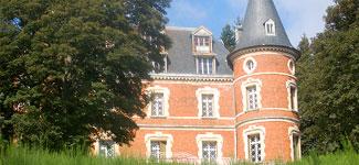le château de Pérusel
