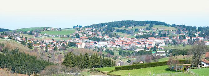 village de Saint-Genest-Malifaux