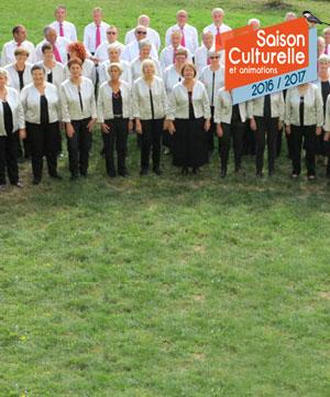 """<p>Concert</p> <p><strong>Groupe """"A tout chœur""""</strong></p>"""
