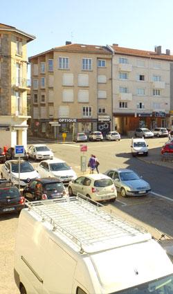 Étude d'aménagement du centre-bourg