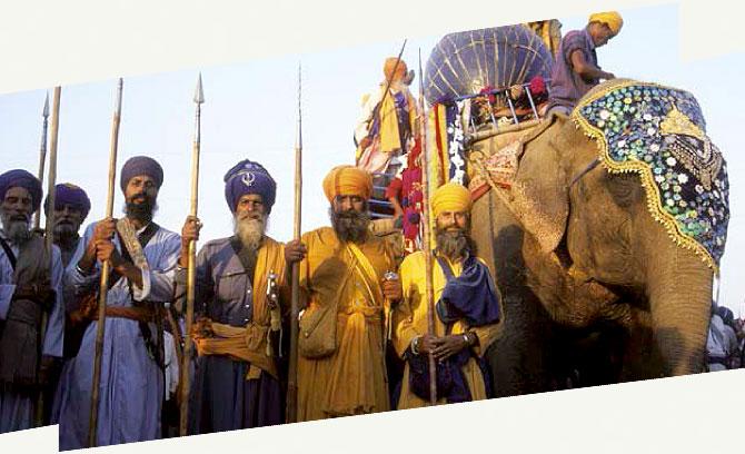 Carnets de Voyage Inde-Punjab, les Sikhs