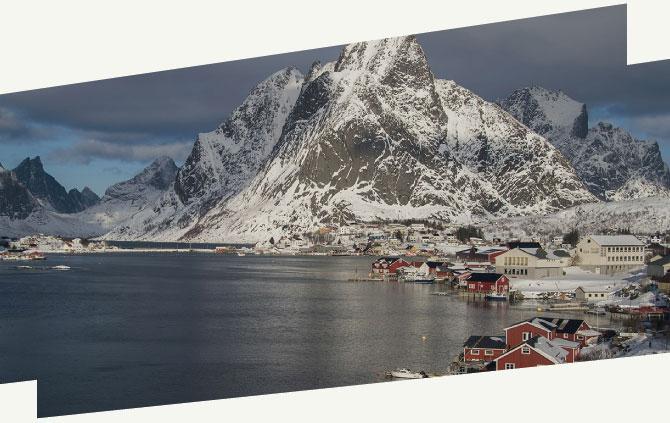 Norvège - La route mythique du Cap Nord