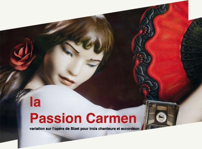 La Passion Carmen
