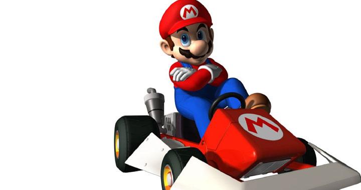 Tournoi jeu vidéo Mariokart