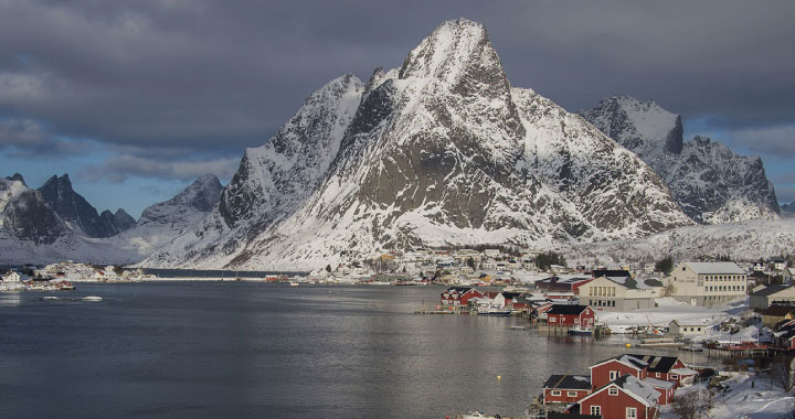 Carnet de voyage Norvège