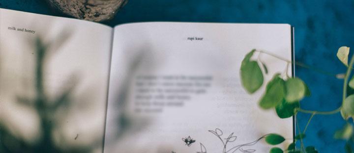 Découverte de recueils de poésie