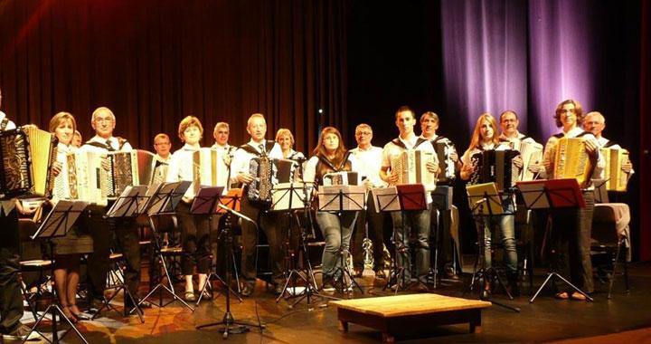 accordéonistes de l'Ondaine