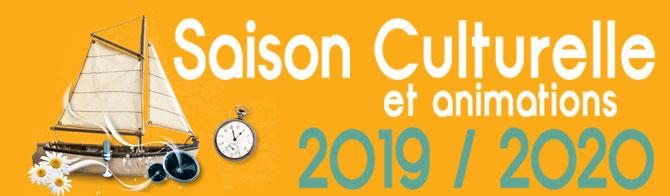 saison culturelle et animations 2019-2020- Saint-Genest-Malifaux