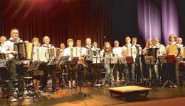 Les accordéonistes de l'Ondaine