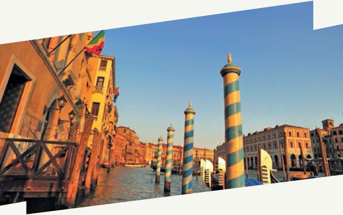Venise, de lumières en illusions