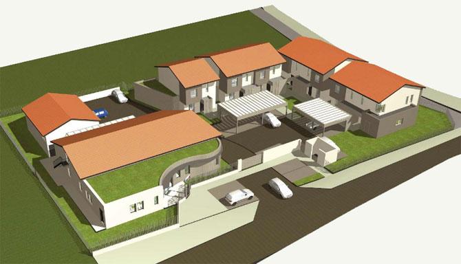 construction d'une nouvelle gendarmerie sur la commune de Saint-Genest-Malifaux