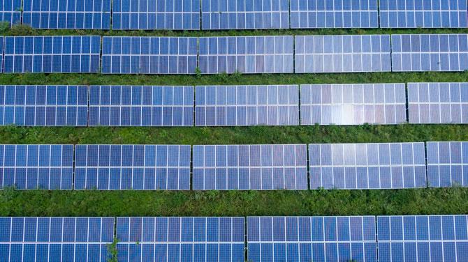 projets d'implantation de centrales photovoltaïques