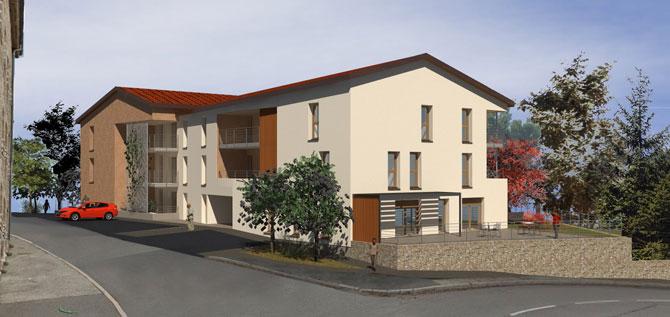 résidence séniors à Saint-Genest-Malifaux Loire