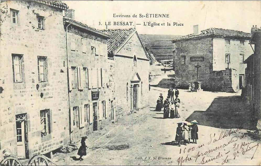 église du Bessat