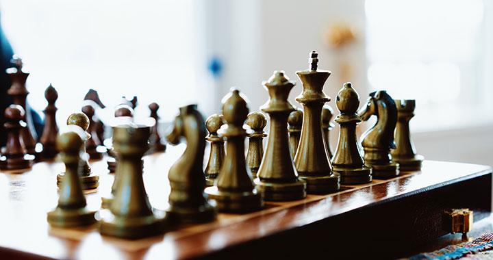 initiation aux jeux d'échec