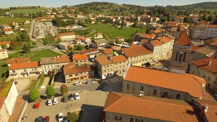aménagement du cœur de village - phase 2