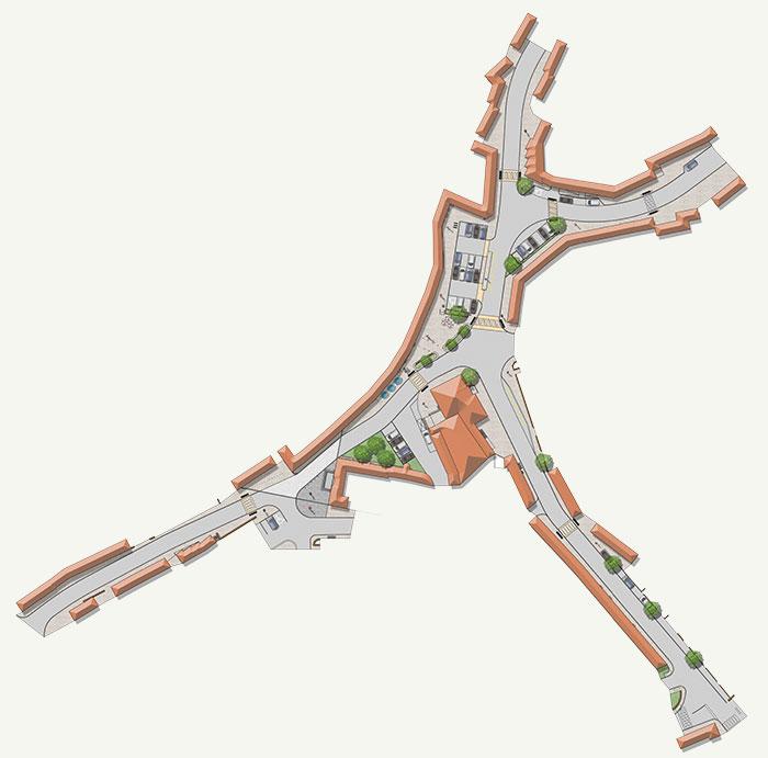 projet cœur de village - Saint-Genest-Malifaux