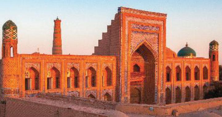Document Terre Ouzbékistan, la turquoise des steppes