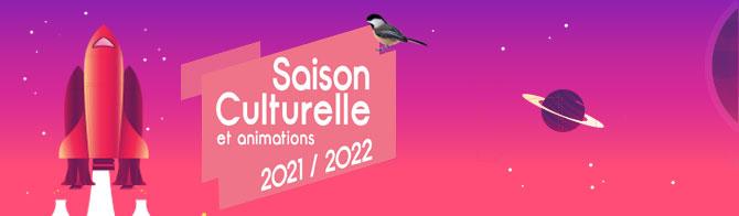 saison culturelle et animations 2021-2022 - Saint-Genest-Malifaux