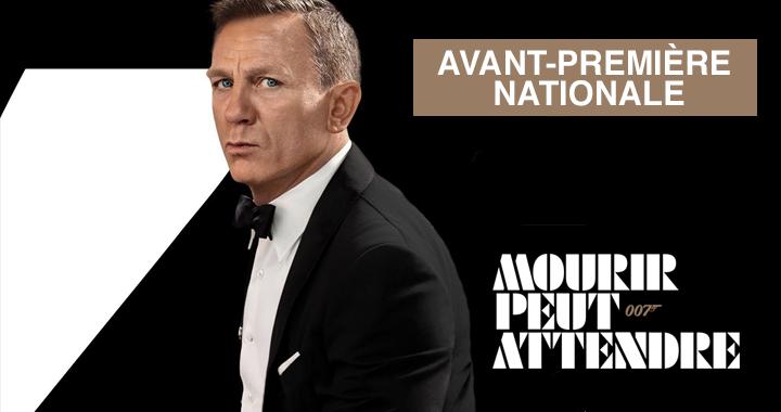 Avant-première nationale James Bond