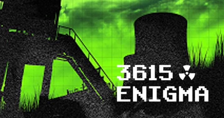 Escape game 3615 Enigma